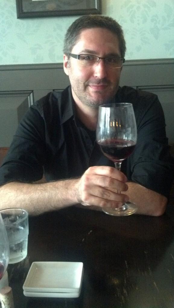 George Perry, The Good Wine Guru