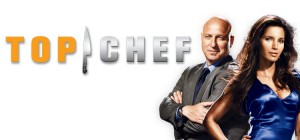 Tom and Padme from Top Chef