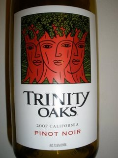Trinity Oaks Pinot Noir