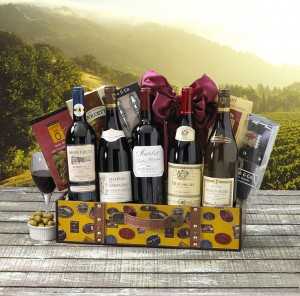 Wine Baskets 1