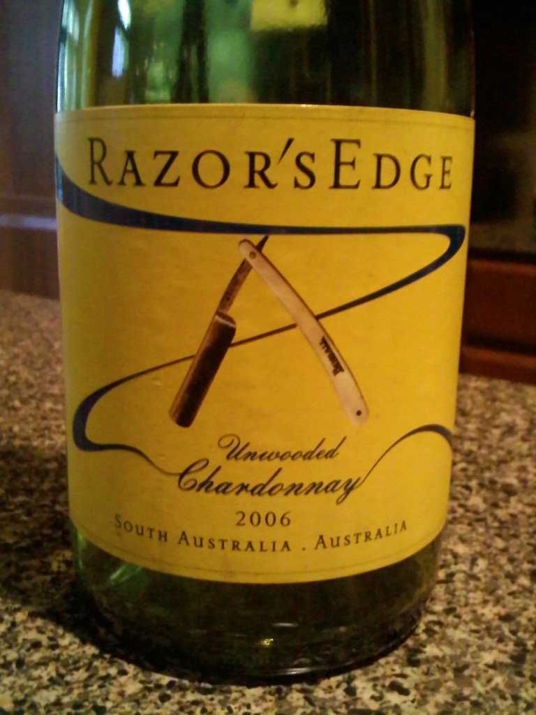 Razor's Edge Chardonnay