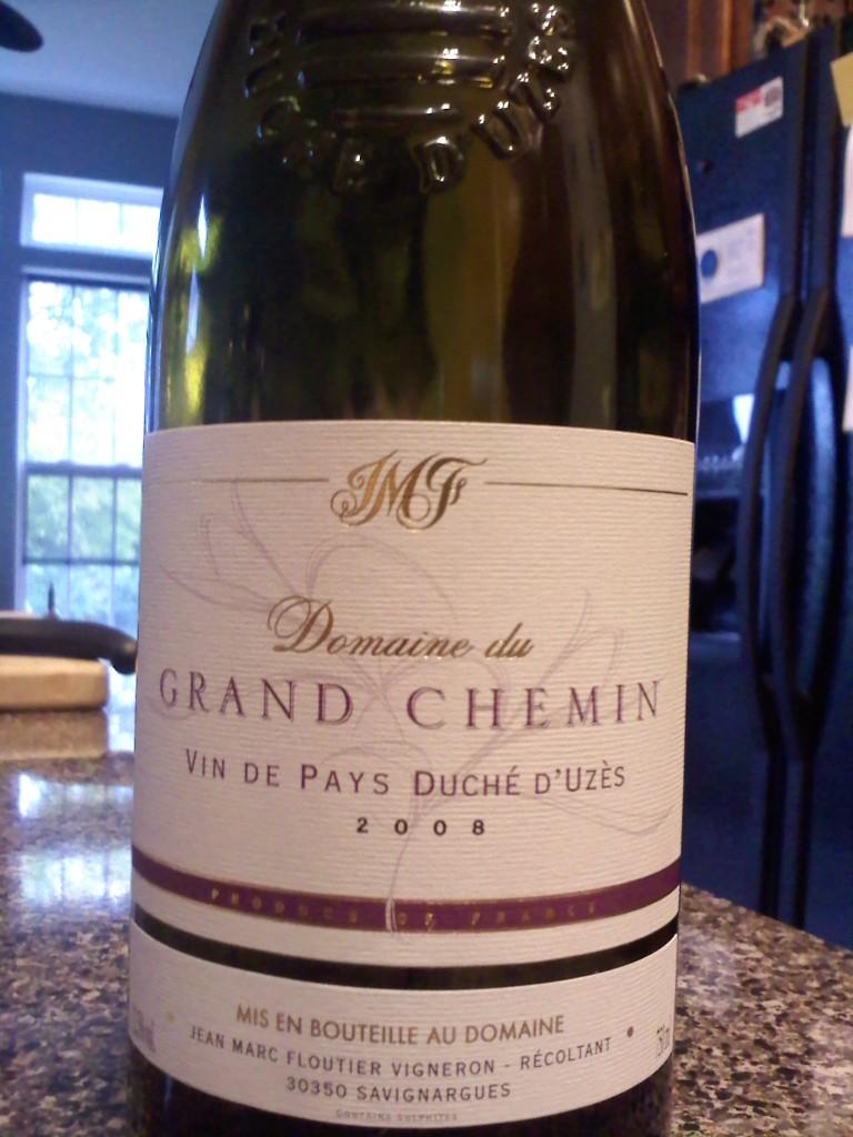 Domaine du Grand Chemin Vin de Pays Duche d Uzes