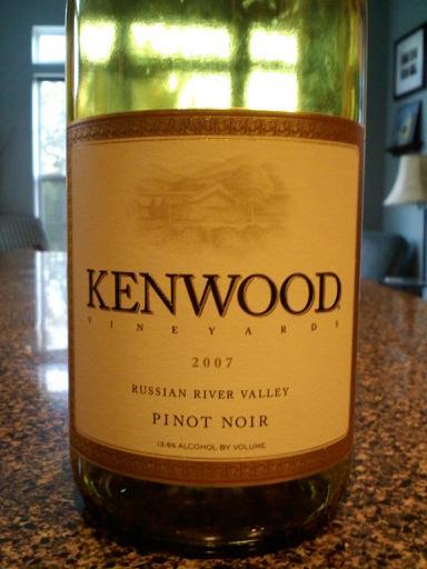 Kenwood Pinot Noir