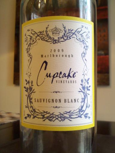 Cupcake Vineyards Sauvignon Blanc