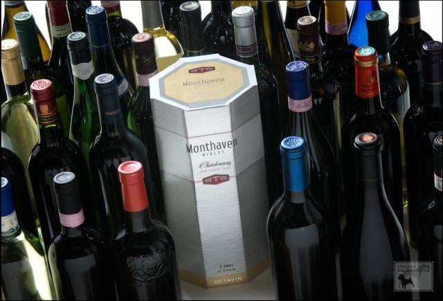 Monthaven Chardonnay Octavin Home Wine Bar