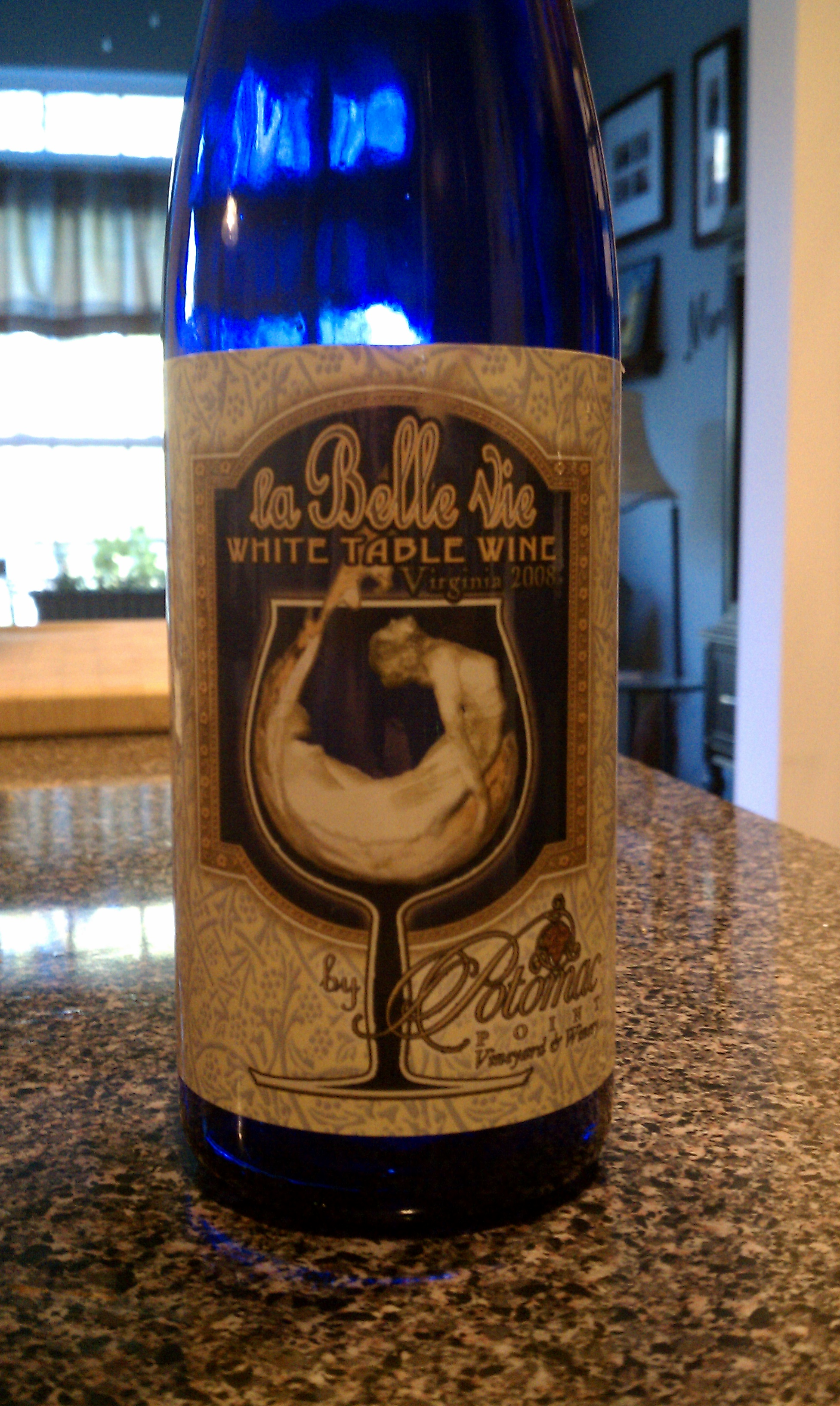 2008 Potomac Point Winery La Belle Vie