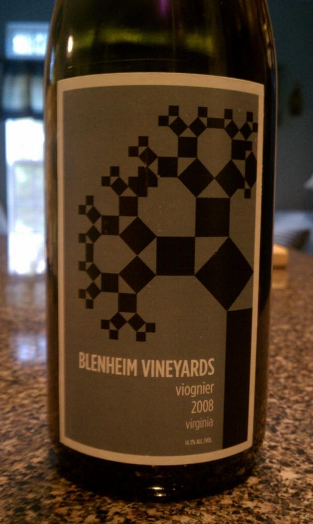 2008 Blenheim Vineyards Viognier