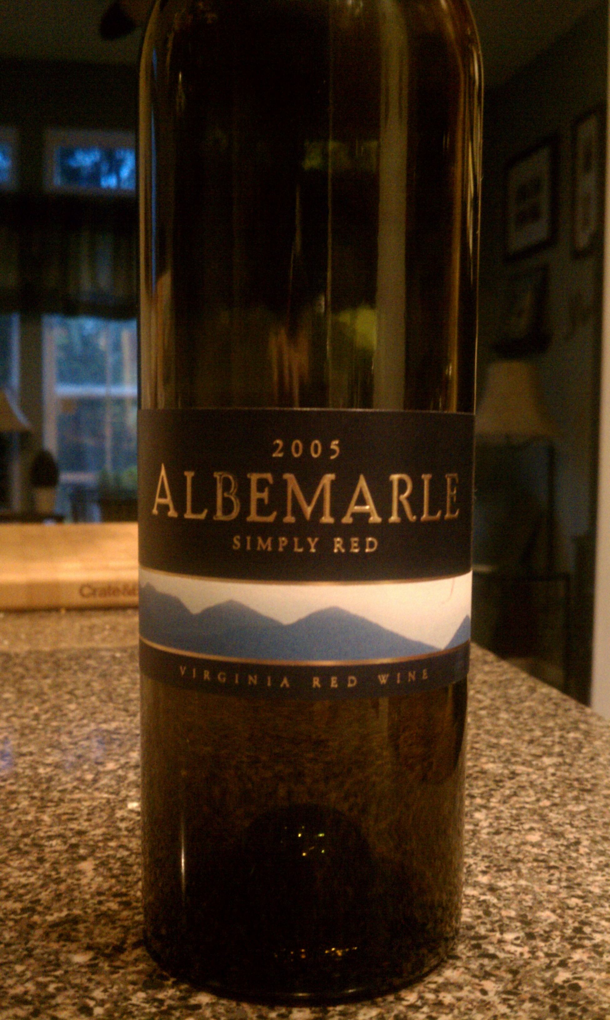 2005 Albemarle Simply Red