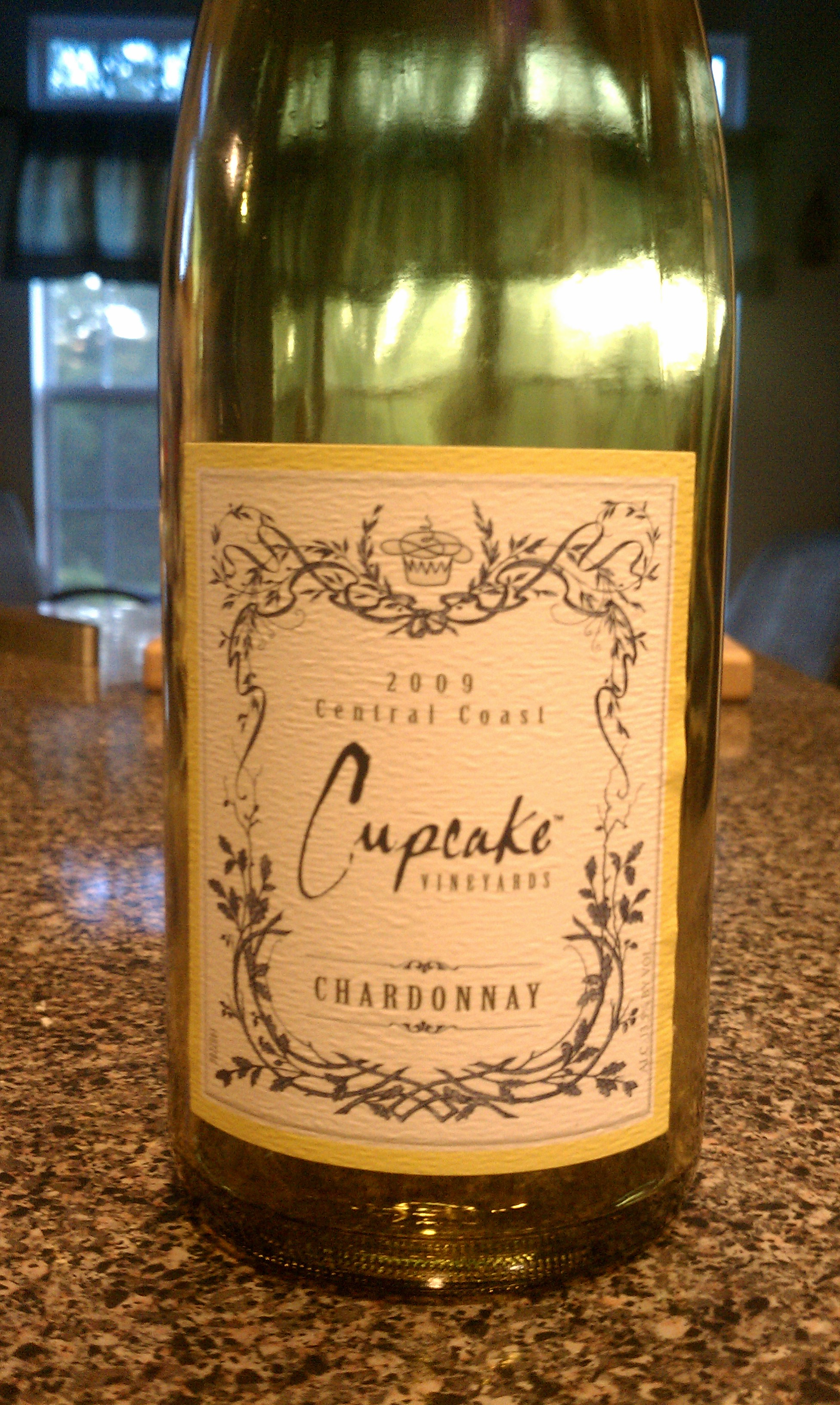 2009 Cupcake Vineyards Chardonnay