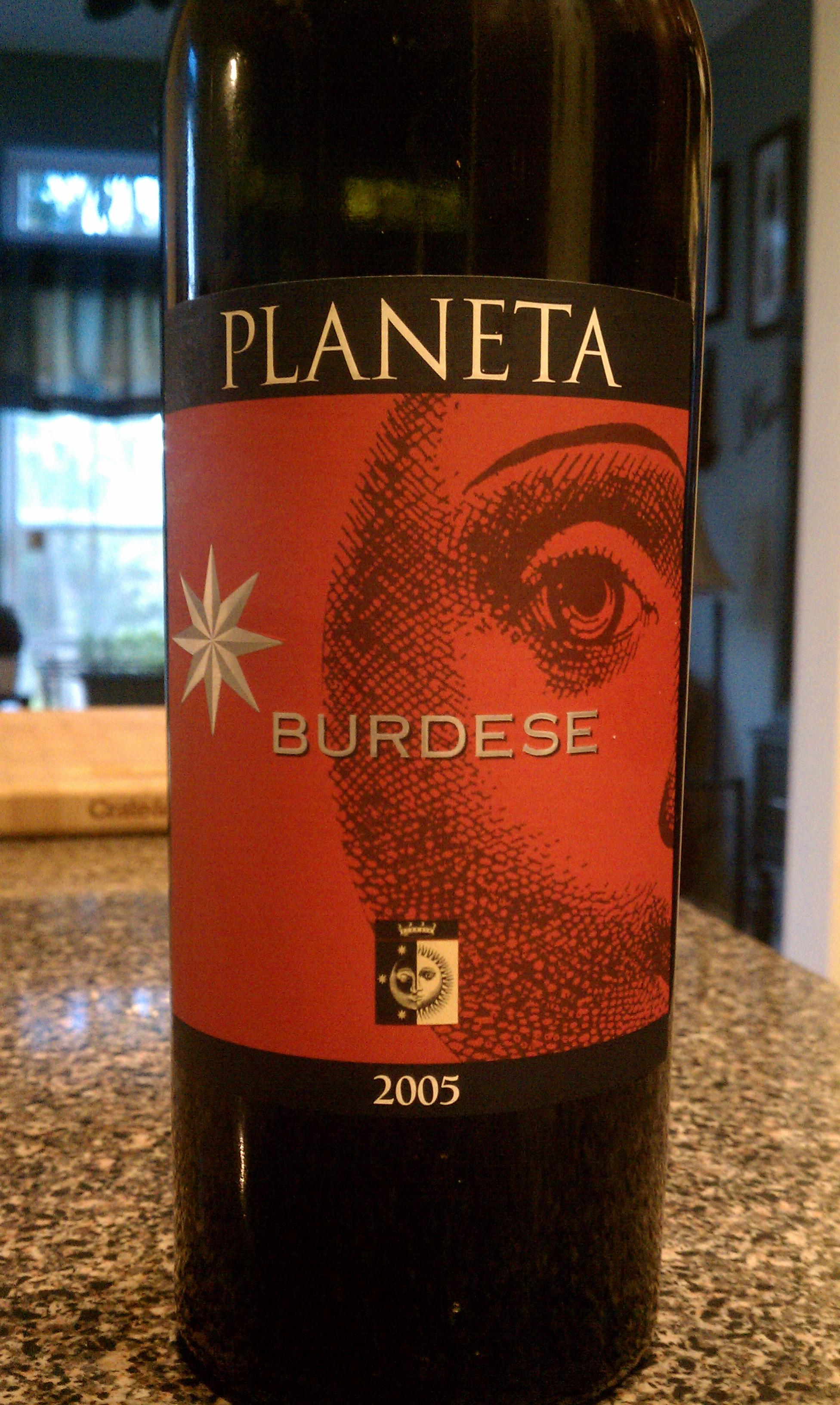 2005 Planeta Burdese