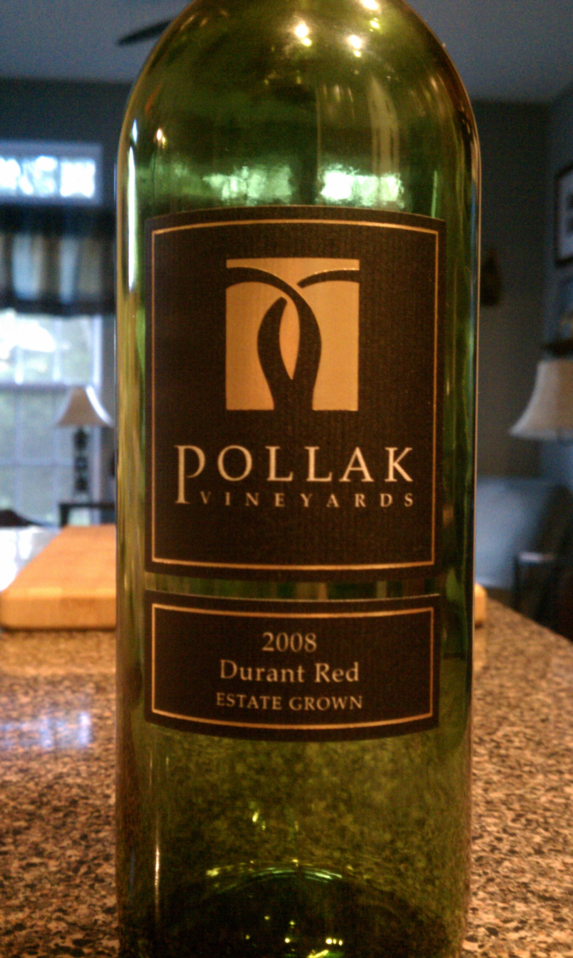 2008 Pollak Vineyards Durant Red