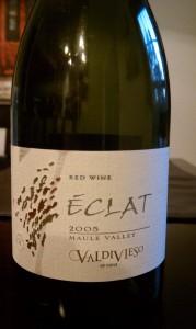 2005 Valdivieso Eclat