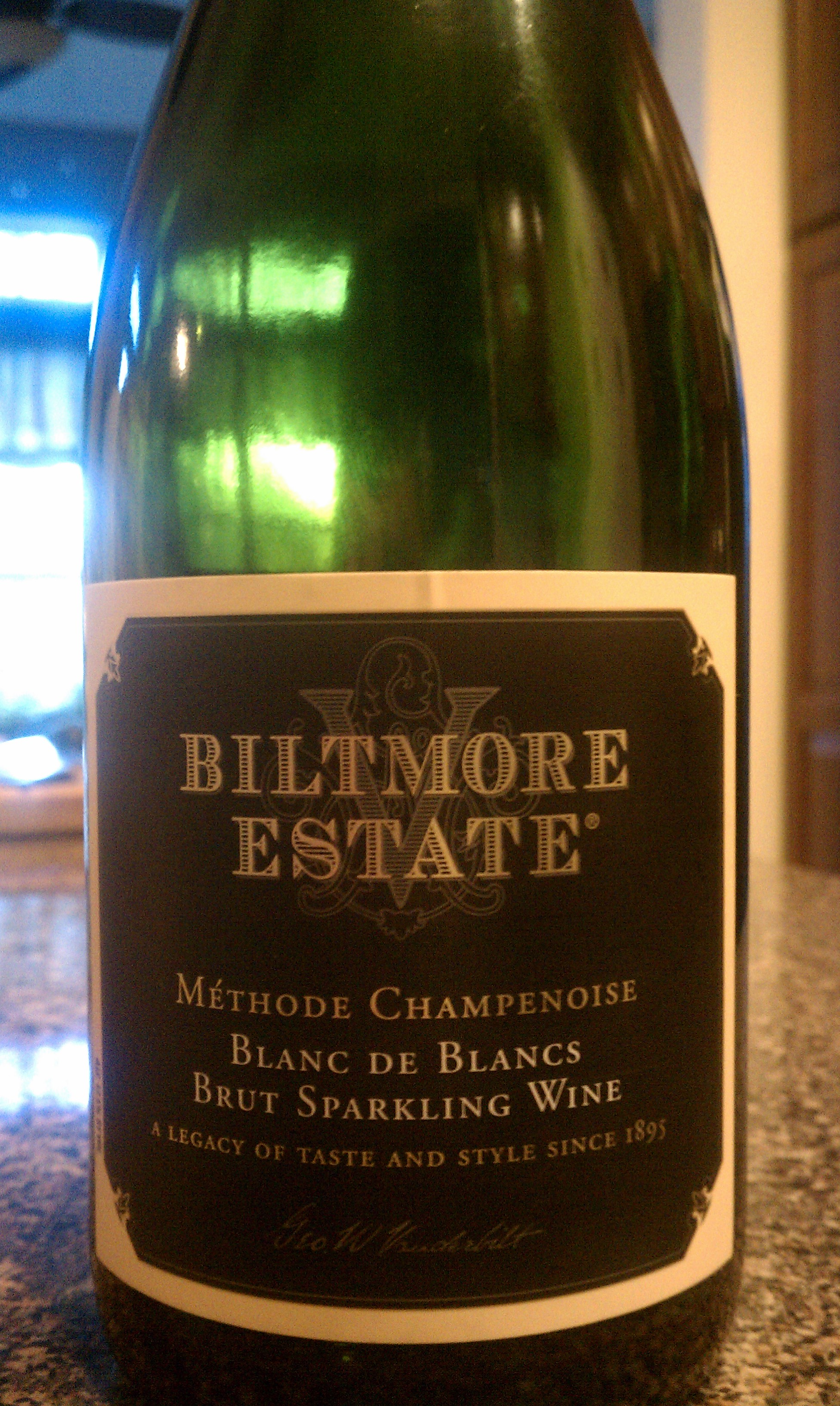2007 Biltmore Estate Blanc de Blancs Methode Chamepnoise Brut