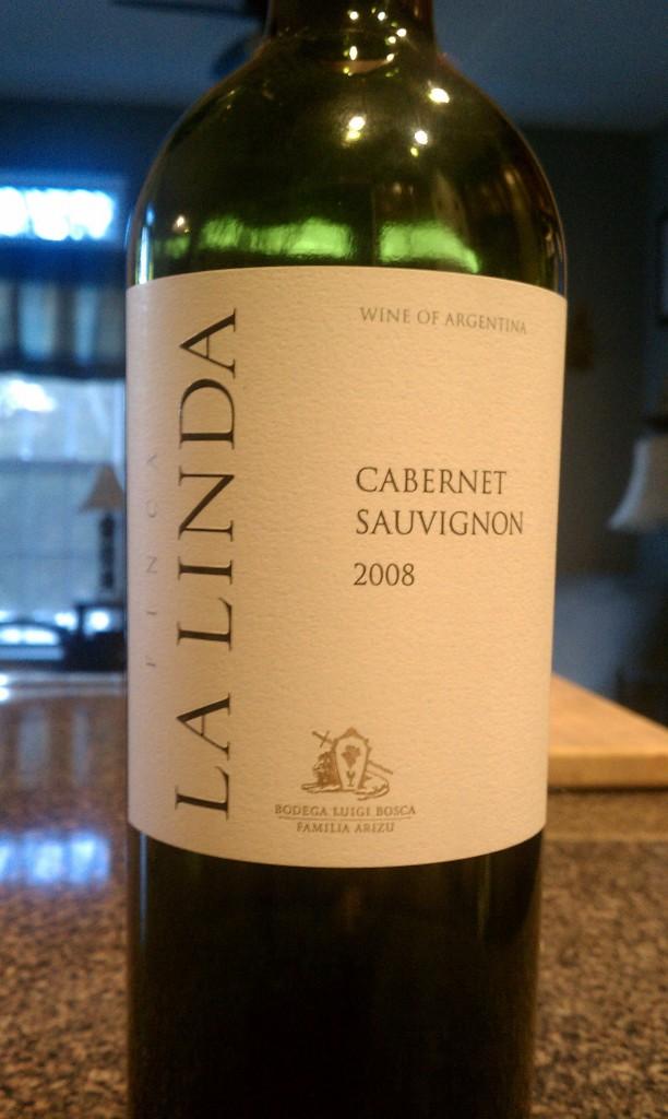 2008 Finca La Linda Cabernet Sauvignon