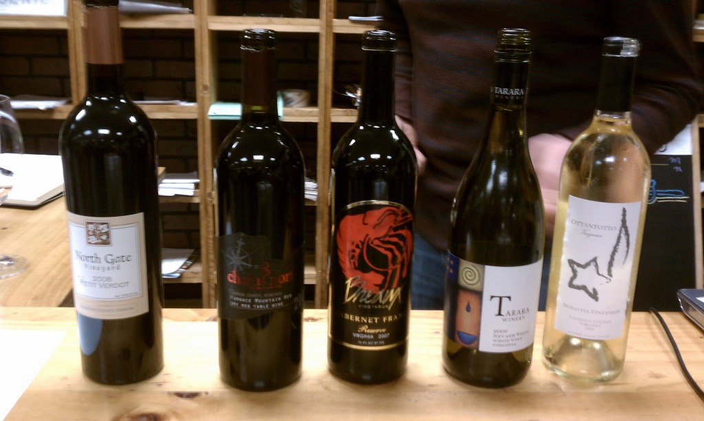 Virginia Wine TTL