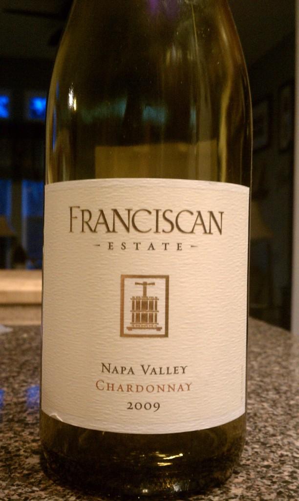 2009 Franciscan Chardonnay