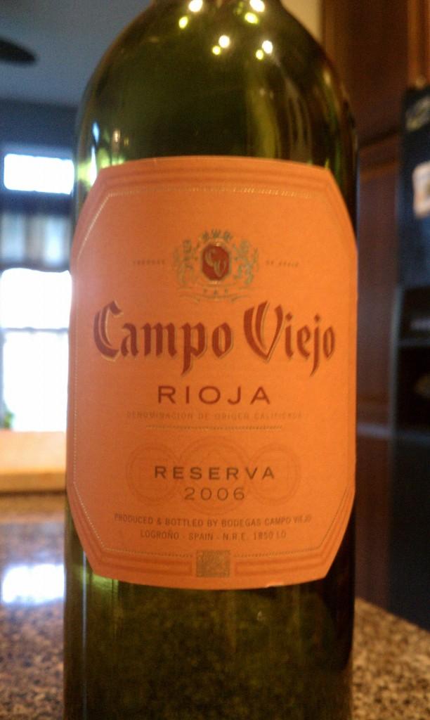 2006 Campo Viejo Reserva