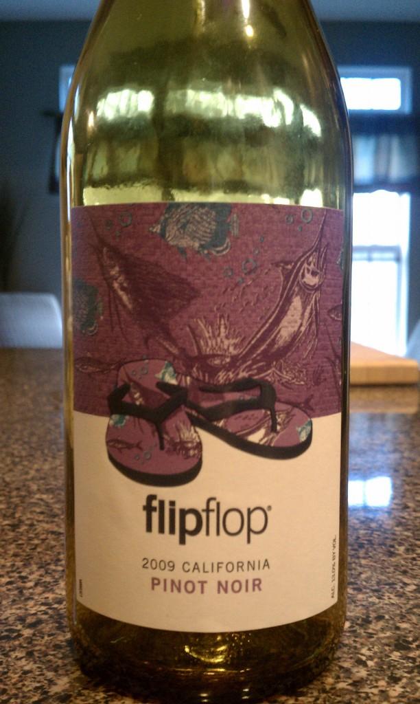 2009 FlipFlop Pinot Noir