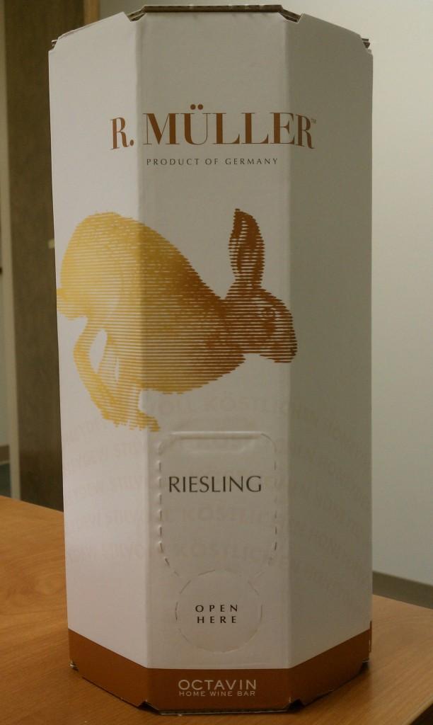 2009 Rudolf Muller Riesling