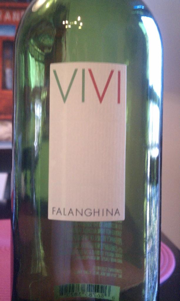 2009 Vivi Falanghina