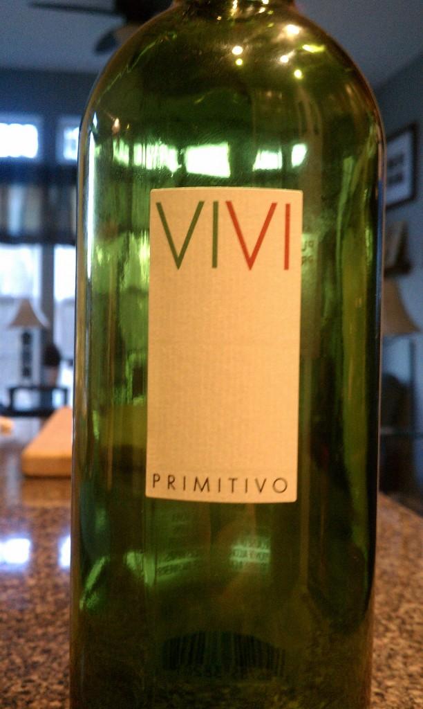 2009 Vivi Primitivo