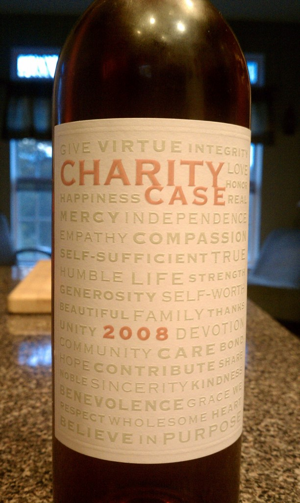 2008 Charity Case Rose'