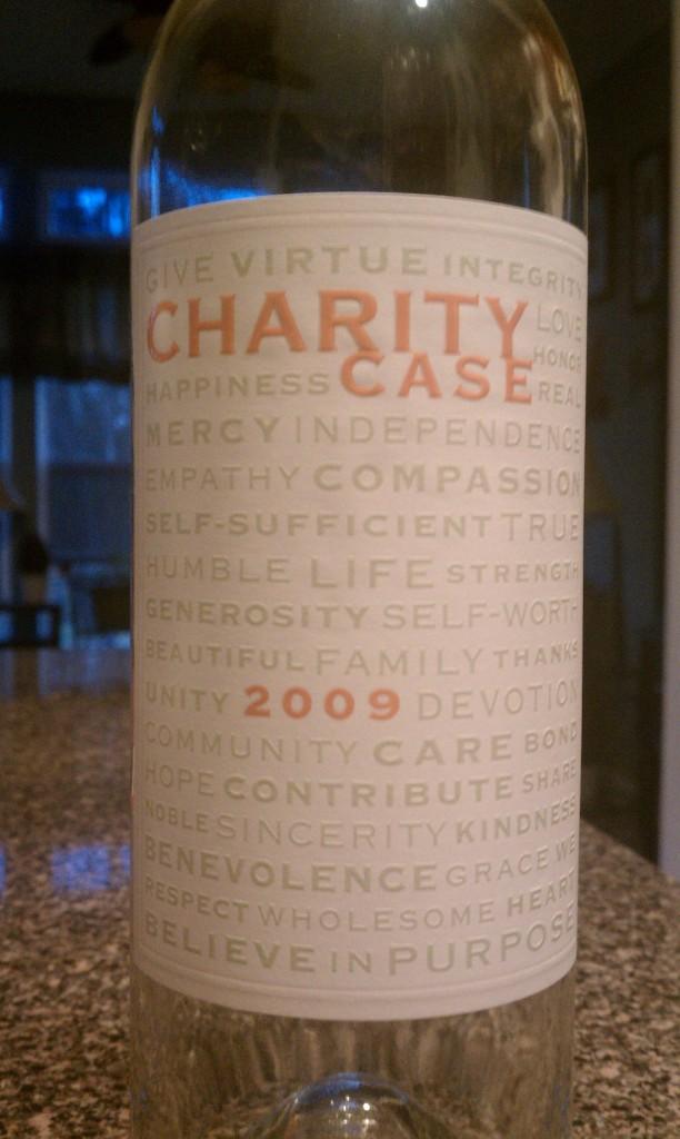 2009 Charity Case Sauvignon Blanc