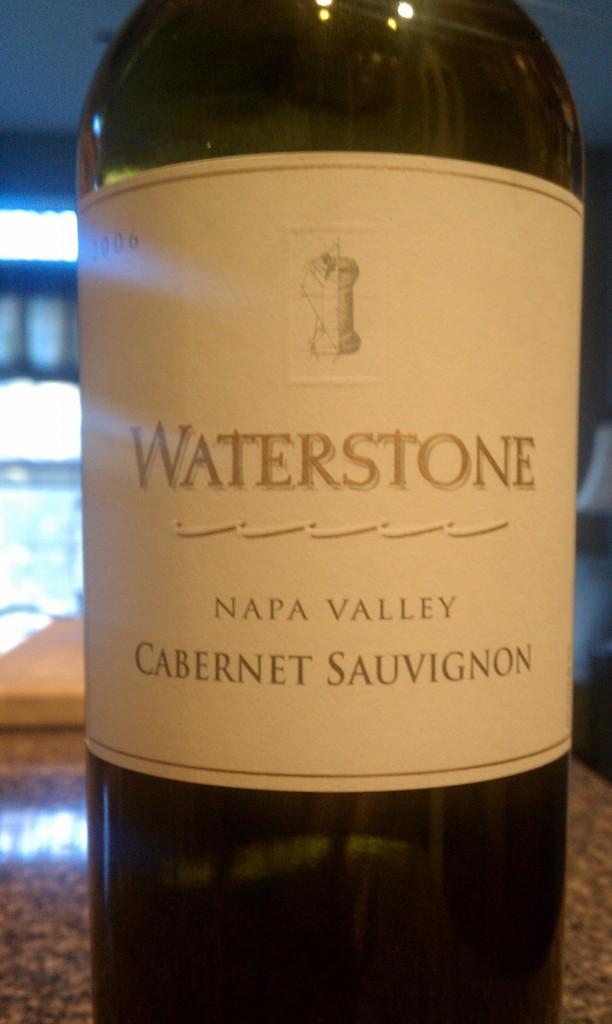 2006 Waterstone Cabernet Sauvignon