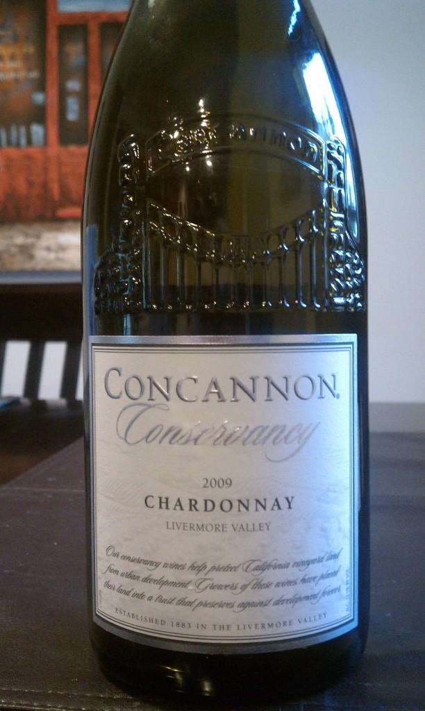 2009 Concannon Conservancy Chardonnay