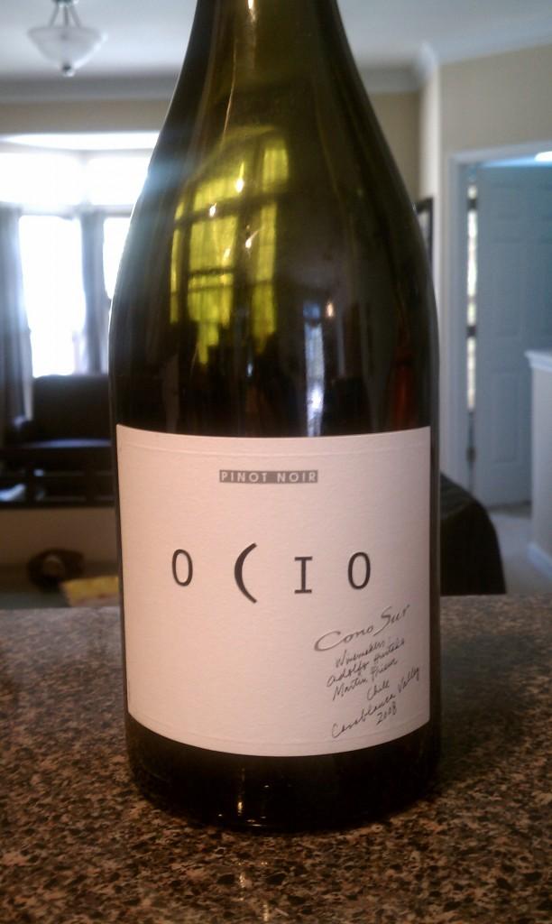 2008 Cono Sur Ocio Pinot Noir