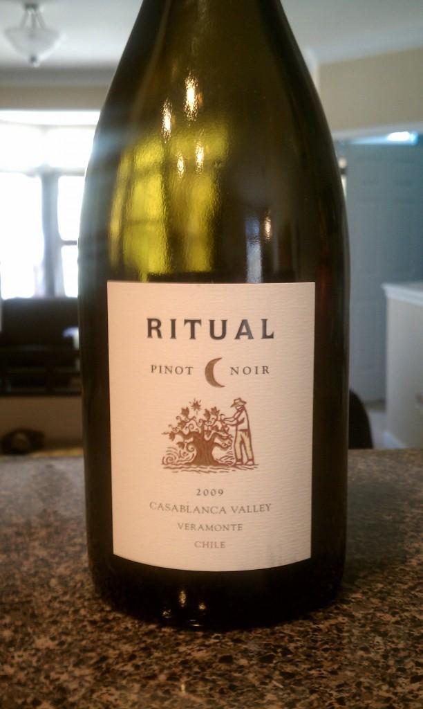 2009 Veramonte Ritual Pinot Noir