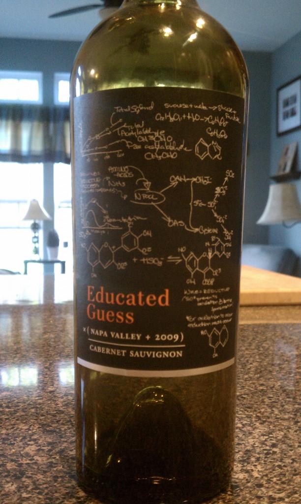 2009 Educated Guess Cabernet Sauvignon