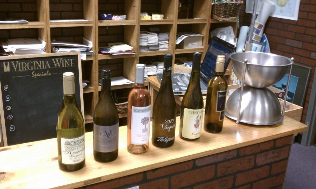 VA Wine Tasting