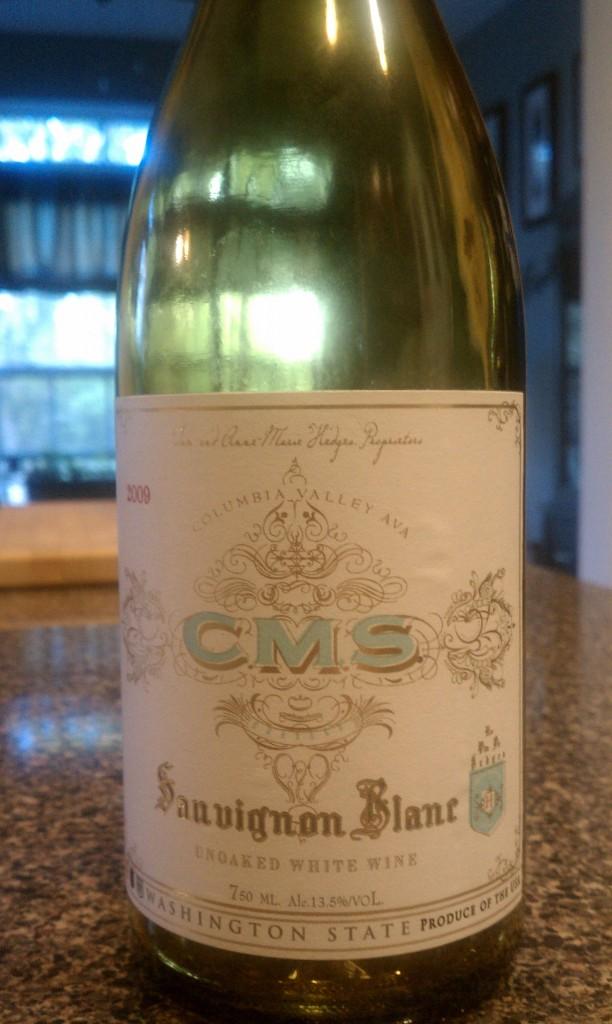 2009 CMS Sauvignon Blanc