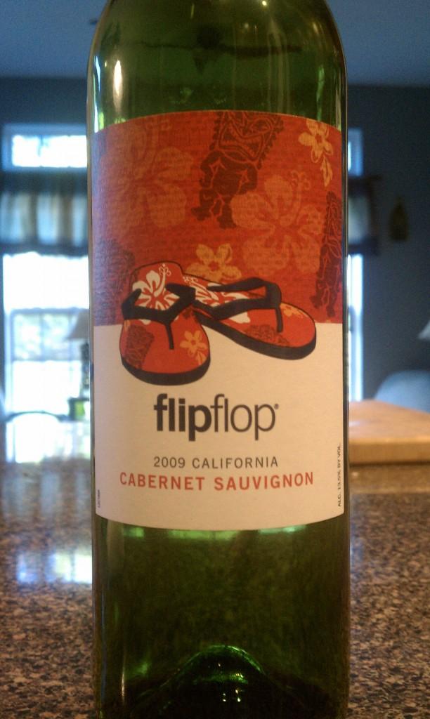 2009 FlipFlop Cabernet Sauvignon