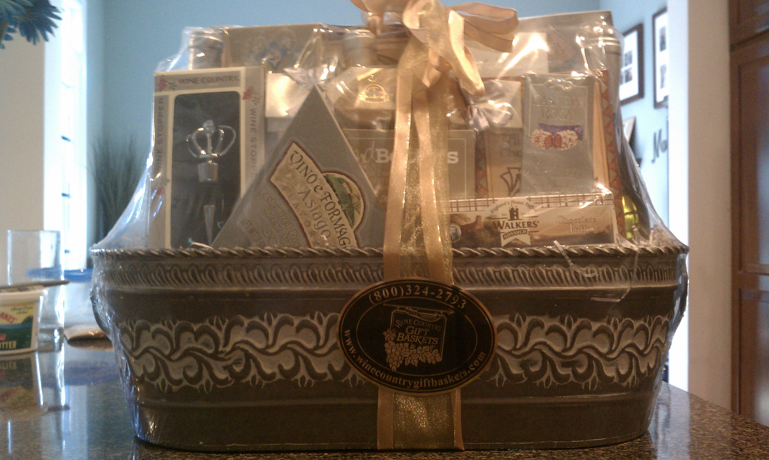 Wine Gift Basket 1 : wine country gift baskets - princetonregatta.org