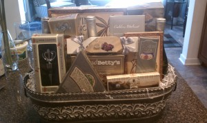 Wine Gift Basket 2