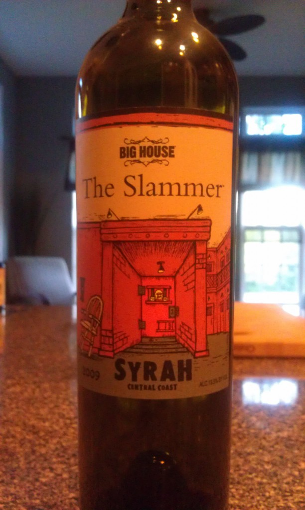 2009 Big House The Slammer Syrah