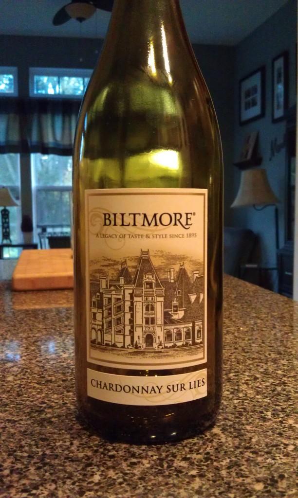 Biltmore Chardonnay Sur Lies NV American