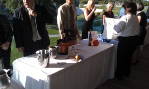 Wine Tasting at Amuse @ VMFA