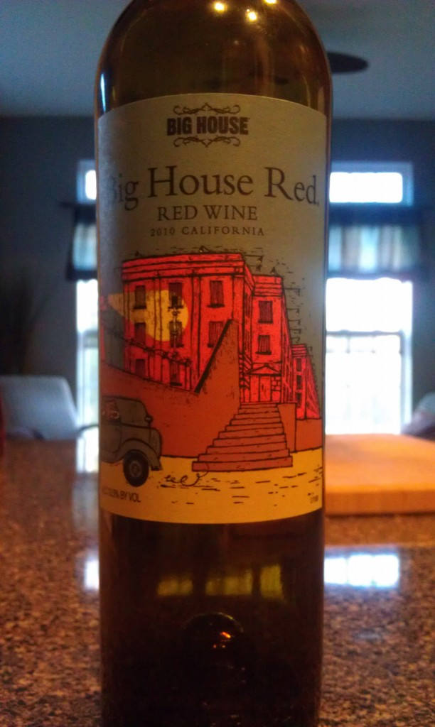 2010 Big House Red