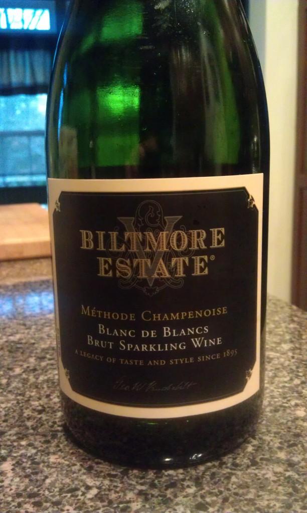 2007 Biltmore Estate Blanc de Blancs Methode Champenoise Brut
