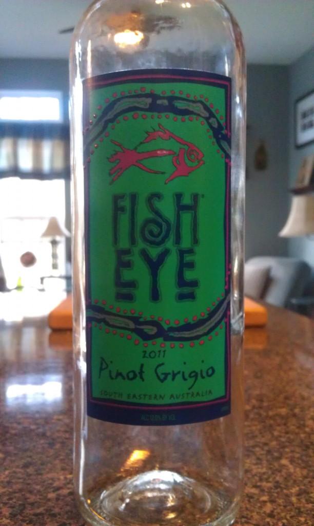 2011 Fisheye Pinot Grigio