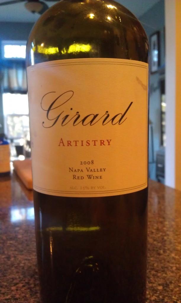 2008 Girard Artistry