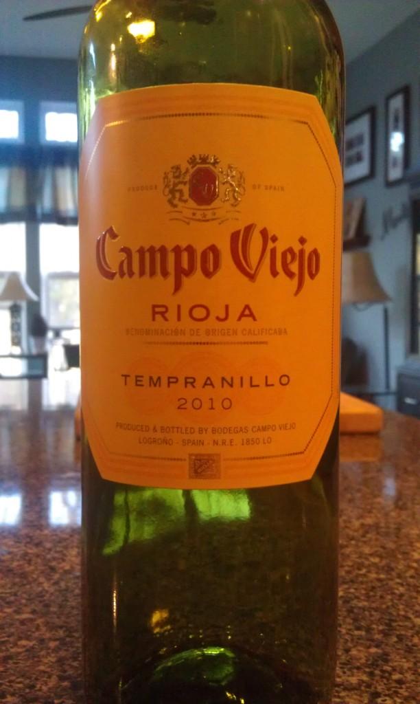 2010 Campo Viejo Tempranillo