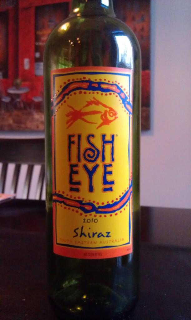 2010 FishEye Shiraz