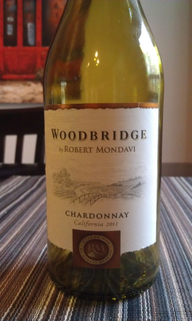 2011 Woodbridge by Robert Mondavi Chardonnay