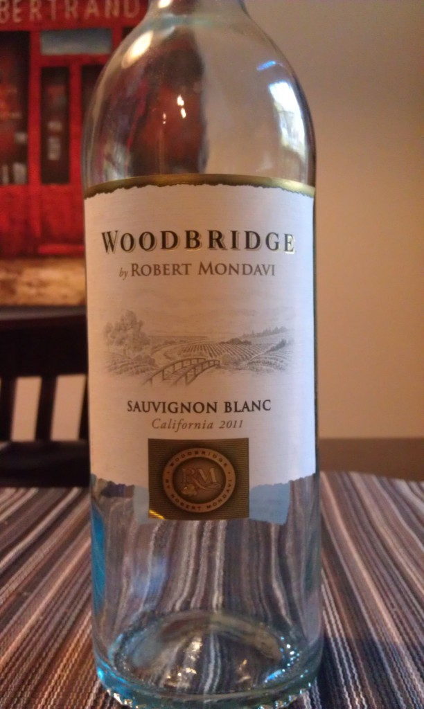 2011 Woodbridge by Robert Mondavi Sauvignon Blanc