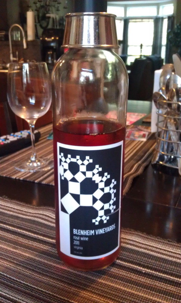 2011 Blenheim Vineyards Rose'