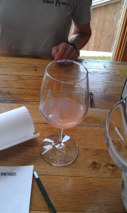 2011 Blenheim Vineyards Rose' Beginning